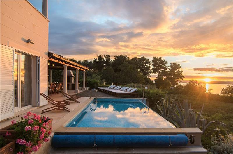 6 bedroom Luxury Villa in Mirca on Brac, sleeps 12-14