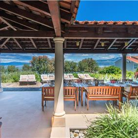 6 bedroom Luxury Villa in Mirca on Brac, sleeps 12-14
