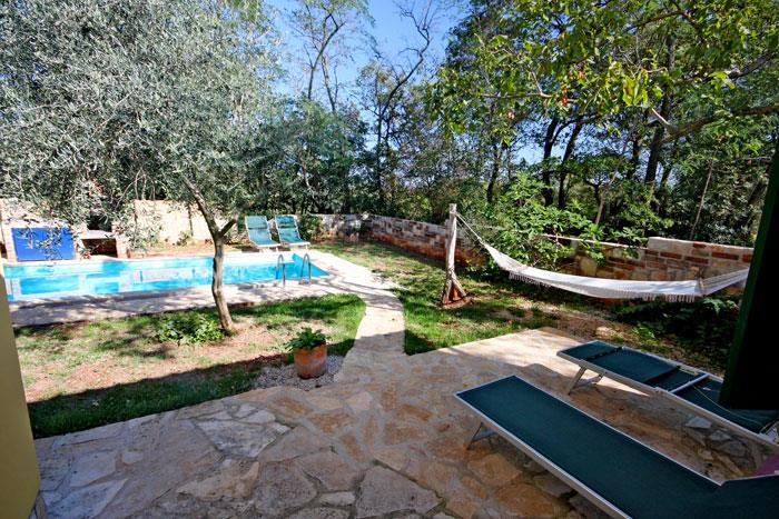 2 Bedroom Villa with Pool near Umag, sleeps 4