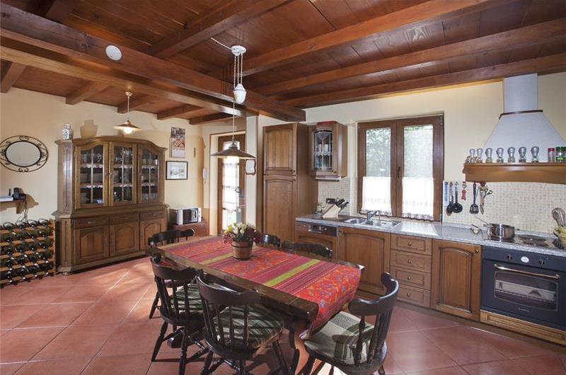 3 Bedroom Villa with Pool in Rebici near Barban, sleeps 6-7