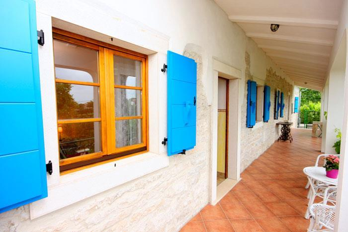 4 Bedroom Istrian House with Pool in Smolici, sleeps 8